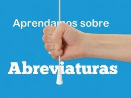 abreviaturas en español