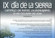IX Día de la Sierra 2016, Campillo de Ranas, GUADALAJARA