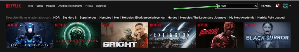 Buscar-Pelis-en-HDR-dentro-de-Netflix