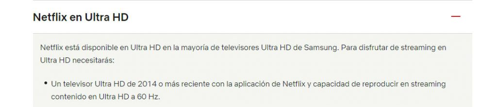 Netflix-en-4K-SAMSUNG